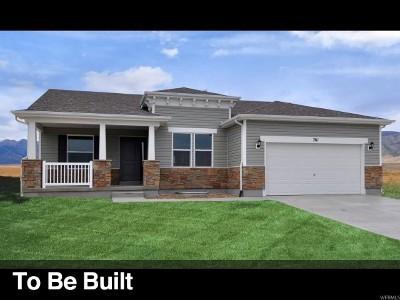 Tooele UT Single Family Home For Sale: $251,990