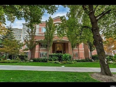 Salt Lake City UT Condo For Sale: $265,000