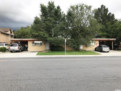 Pleasant Grove Multi Family Home For Sale: 613 S 300 E