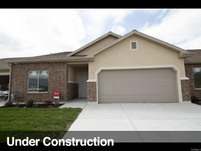 Layton Single Family Home For Sale: 1293 S Grace Way