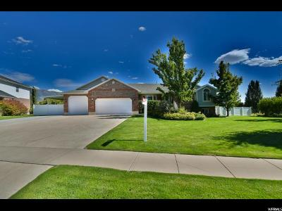 Kaysville Single Family Home For Sale: 434 N Carriage Ln