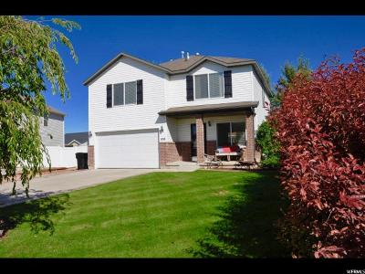 Spanish Fork Single Family Home For Sale: 858 W 210 S