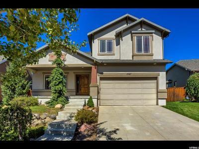 Draper Single Family Home For Sale: 1787 Walnut Grove Dr