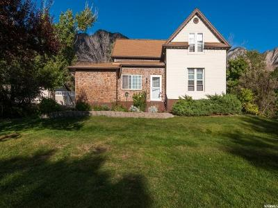 Brigham City Single Family Home For Sale: 4740 N Hwy 38