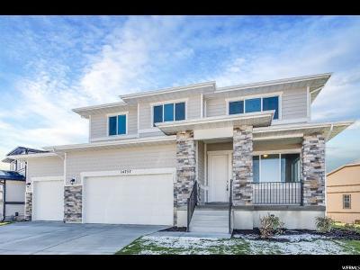 Draper Single Family Home For Sale: 14757 S Haddington Rd E