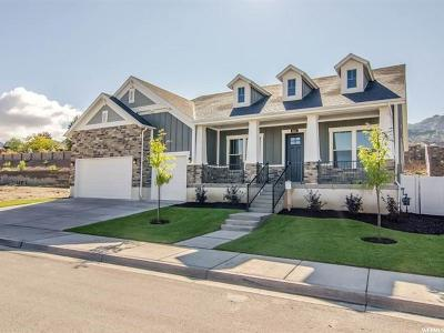 Draper Single Family Home For Sale: 1022 E Deer Heights Ct #LOT315