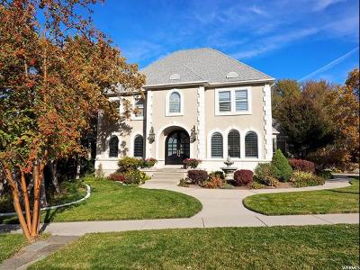 Draper Single Family Home For Sale: 1957 E Bear Creek Dr S