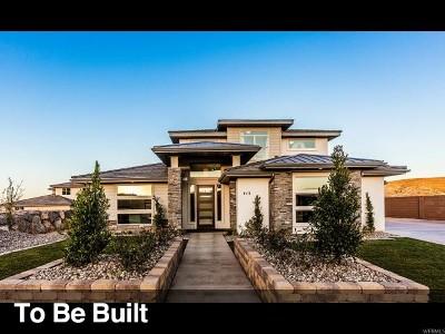 Lehi Single Family Home For Sale: 5413 N Meadowlark Ln W #LOT 5