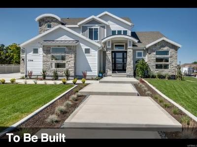 Lehi Single Family Home For Sale: 5385 N Meadowlark Ln W #LOT 7