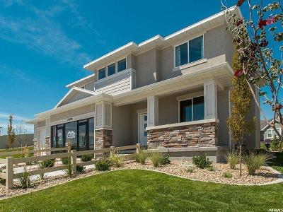 Herriman Single Family Home For Sale: 14338 S Meadow Rose Dr #68
