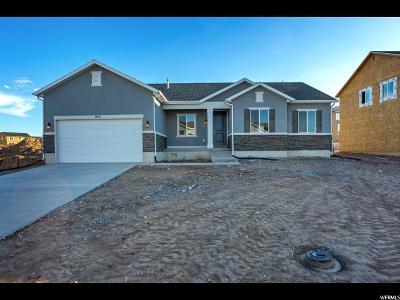 Saratoga Springs Single Family Home For Sale: 103 E Wildcat Ln S