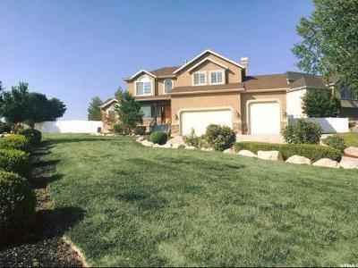 Draper Single Family Home For Sale: 818 W Alan Point Cir S