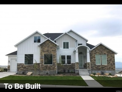 Lehi Single Family Home For Sale: 1435 W 900 N #38