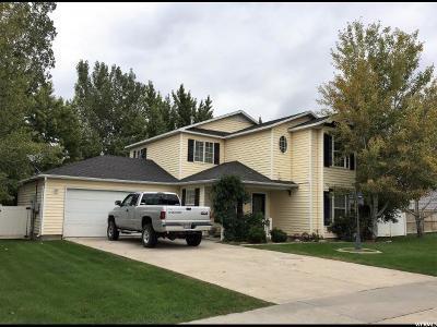 Spanish Fork Single Family Home For Sale: 902 W Center