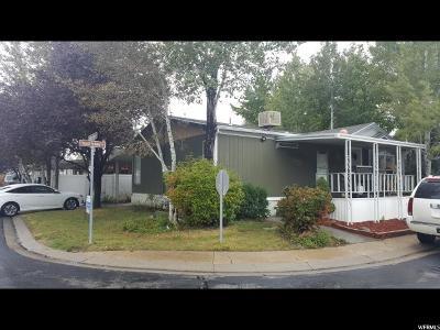 Sandy Single Family Home For Sale: 235 E Hiddin View Dr S #235