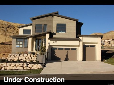 Lehi Single Family Home For Sale: 1626 W Sorento Dr #20
