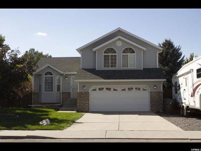 Spanish Fork Single Family Home For Sale: 1358 S 2640 E
