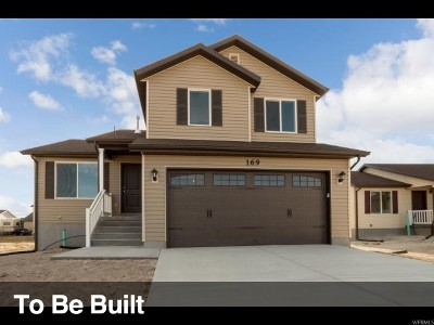 Grantsville Single Family Home For Sale: 285 E Carly Dr