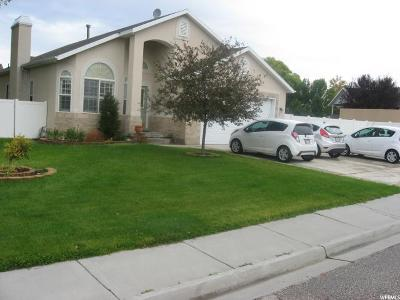 Grantsville Single Family Home For Sale: 76 Tiebreaker Dr