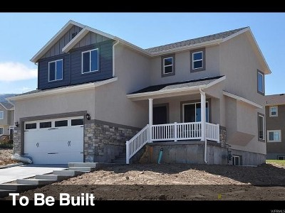 Grantsville Single Family Home For Sale: 280 E Carly Dr