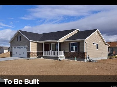 Grantsville Single Family Home For Sale: 281 E Carly Dr
