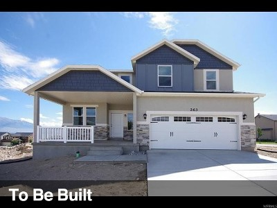 Grantsville Single Family Home For Sale: 277 E Carly Dr
