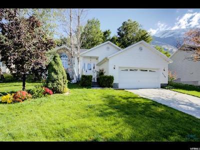 Provo Single Family Home For Sale: 2179 S Dakota Ave