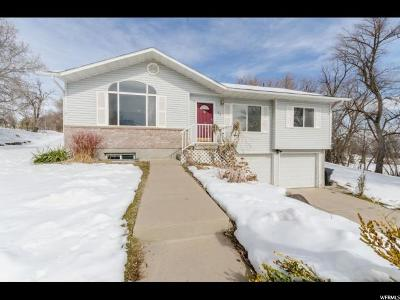 Mendon Single Family Home For Sale: 43 W 400 N