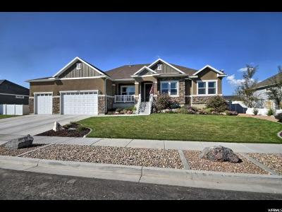 Lehi Single Family Home For Sale: 2124 W Thomas St