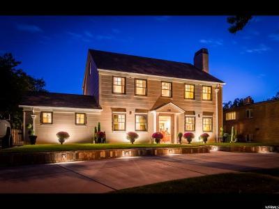Provo Single Family Home For Sale: 556 E Center