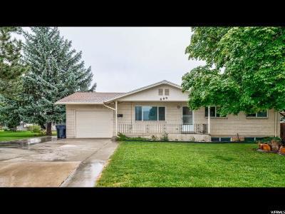 Brigham City Single Family Home For Sale: 689 S 400 E