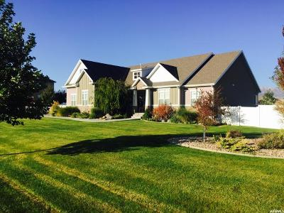 Grantsville Single Family Home For Sale: 516 High Pasture Way Way