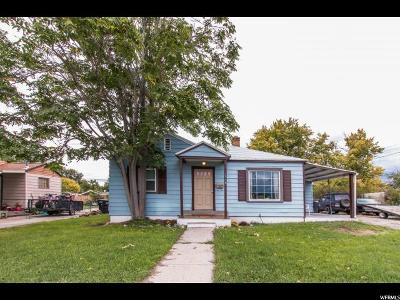 Provo Single Family Home For Sale: 1716 W 150 N