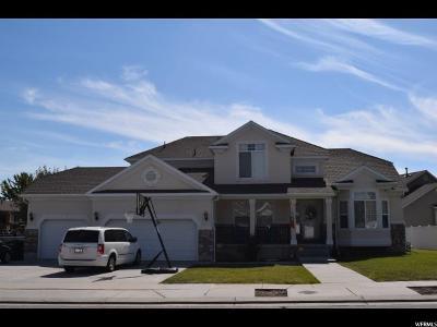 West Jordan Single Family Home For Sale: 3411 W Luge Ln S