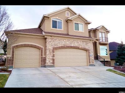 Draper Single Family Home For Sale: 1462 E Tumbleweed Way