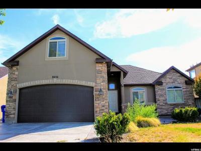 Eagle Mountain Single Family Home For Sale: 8456 N Western Gailes Dr E