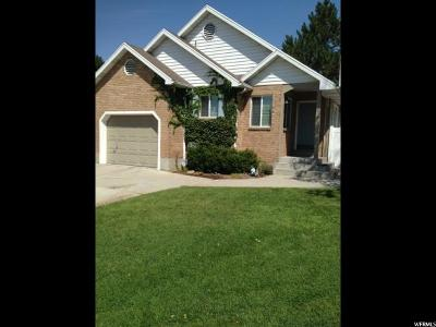 Orem Single Family Home For Sale: 61 S 360 W