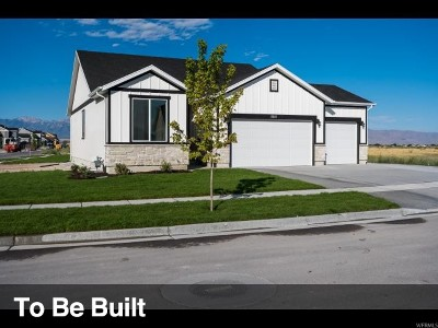 Saratoga Springs Single Family Home For Sale: 2939 S Yellow Bill Dr #109