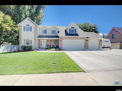 Provo Single Family Home For Sale: 419 W 3900 N