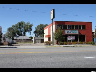 Ogden Commercial Under Contract: 3259 S Washington Blvd