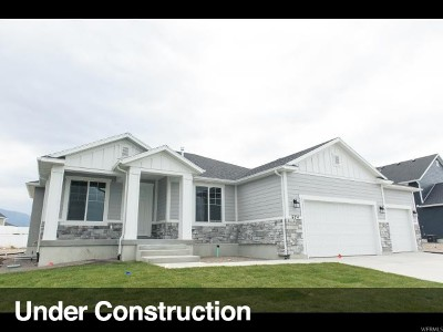 Spanish Fork Single Family Home For Sale: 974 W 1100 S #15