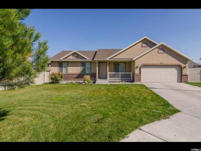 West Valley City Single Family Home For Sale: 4513 S Tarlton Cir W