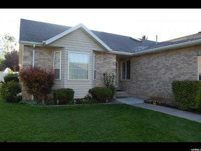 Lindon Single Family Home For Sale: 488 N 40 W