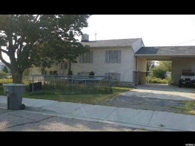 Huntington UT Single Family Home For Sale: $105,000