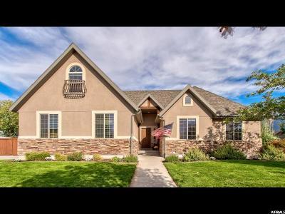 Payson Single Family Home For Sale: 301 S 1200 E