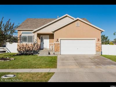 West Valley City Single Family Home For Sale: 2936 S Hunter Mesa Dr