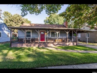 Salt Lake City UT Single Family Home For Sale: $250,000