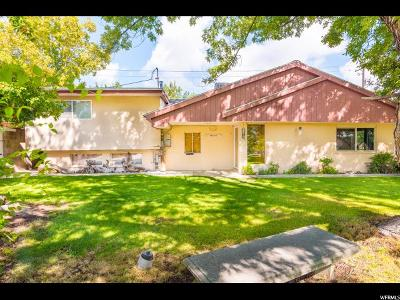 Orem Single Family Home For Sale: 166 W 800 S