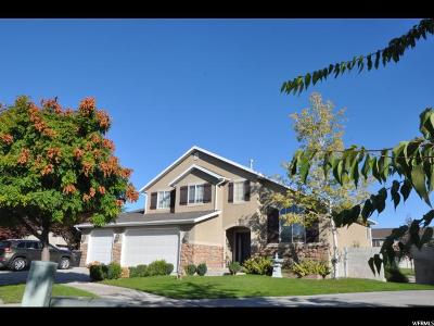 Provo Single Family Home For Sale: 1235 N 3020 W