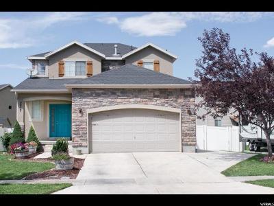 Spanish Fork Single Family Home For Sale: 2007 E 1130 S